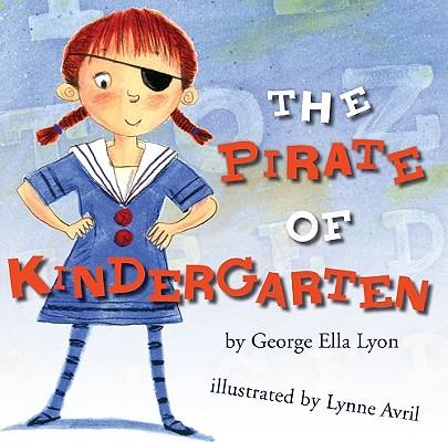 The pirate of kindergarten 封面