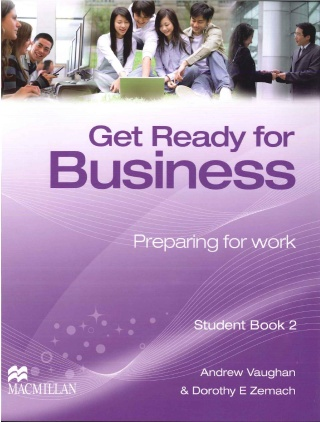 Get Ready for Business Student Book 2 (with MP3)
