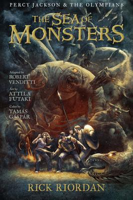 Percy Jackson and the Olympians 2: The Sea of Monsters