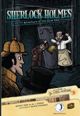 #03 Sherlock Holmes and the Adventure of the Blue Gem