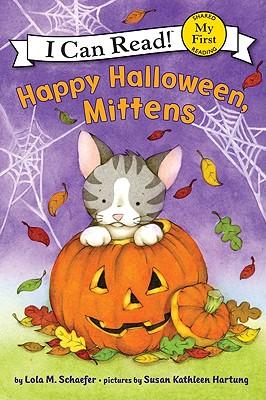Happy Halloween, Mittens