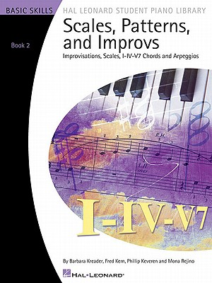 Scales Patterns and Improvs: Improvisations S