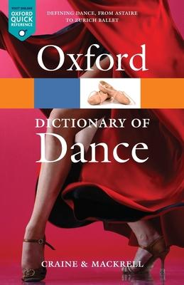 The Oxford Dictionary of Dance