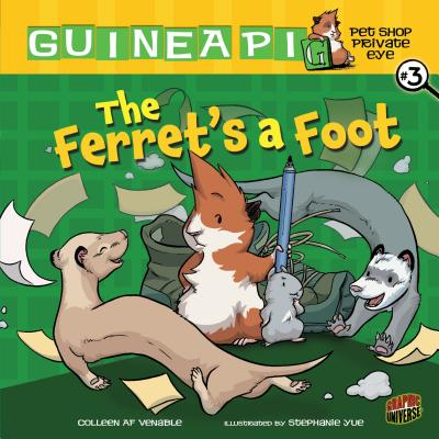#03 the Ferret's a Foot