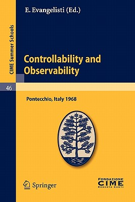 Controllability and Observability: Lectures G