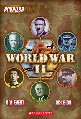 World War II: Adolf Hitler Winston Churchill