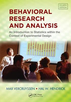 Behavioral Research and Analysis: An Introduc