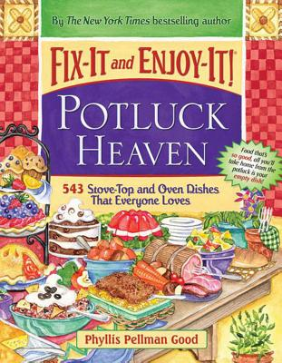 Fix~It and Enjoy~It Potluck Heaven: 543 Stove