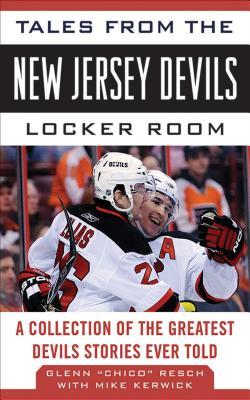 Tales from the New Jersey Devils Locker Room: