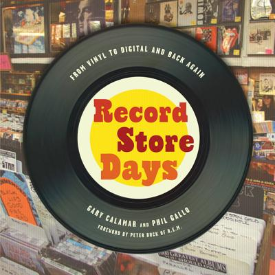 Record Store Days: From Vinyl to Digital and