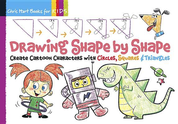 Drawing Shape by Shape: Create Cartoon Charac