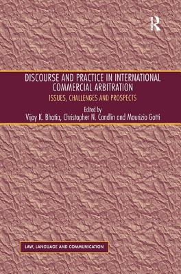 Discourse and Practice in International Comme