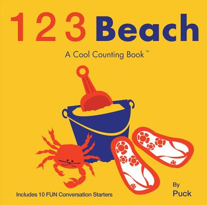 1 2 3 Beach: A Cool Counting Book