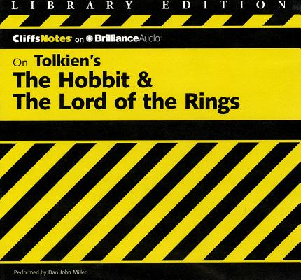 CliffsNotes On Tolkien's The Hobbit   The Lor