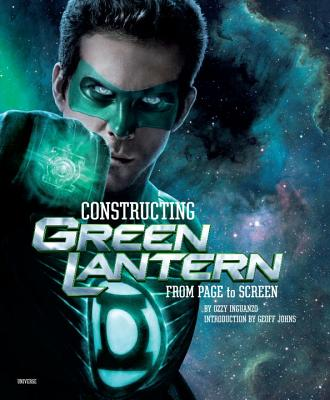 Constructing Green Lantern: From Page to Scre