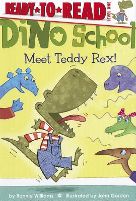 Dino School: Meet Teddy Rex!