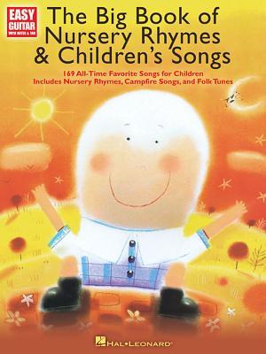 The Big Book of Nursery Rhymes   Children''s
