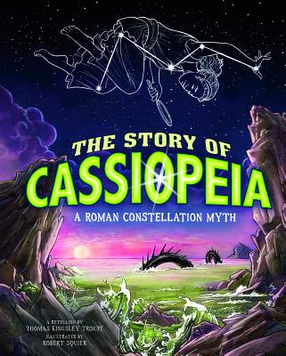 The Story of Cassiopeia: A Roman Constellatio