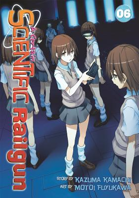 A Certain Scientific Railgun 6