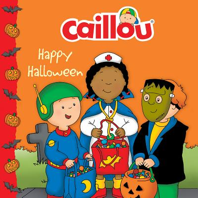 Caillou: Happy Halloween!