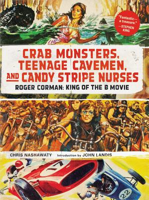 Crab Monsters Teenage Cavemen and Candy Strip