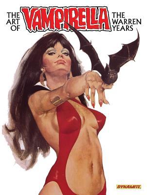 The Art of V irella: The Warren Covers