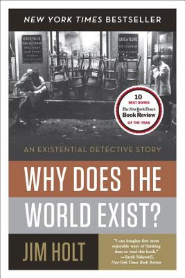 Why Does the World Exist : An Existential Det