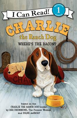 Charlie the Ranch Dog: Where's the Bacon