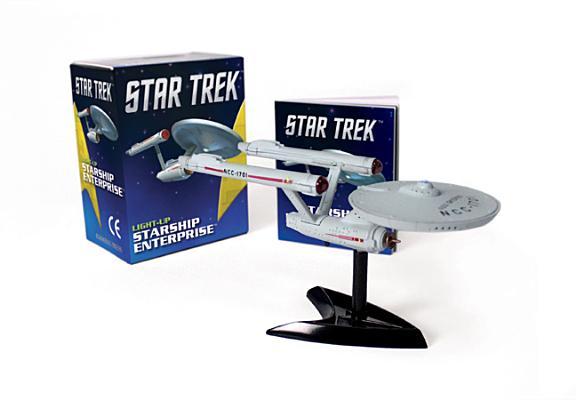 Star Trek Light~up Starship Enterprise