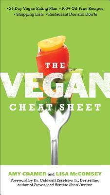 The Vegan Cheat Sheet: Your Take~Everywhere G