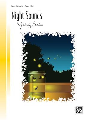 Night Sounds: Early Elementary Piano Solo, Sheet
