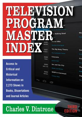 Television Program Master Index: Access to Cr