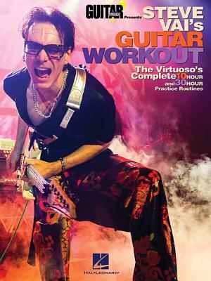 Guitar World Presents Steve Vai's Guitar Work