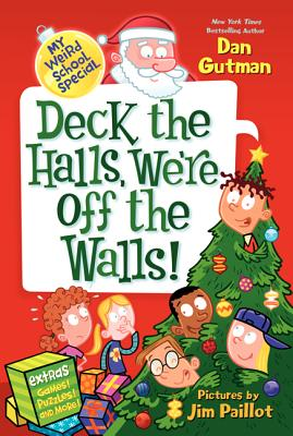 Deck the Halls We're Off the Walls^!