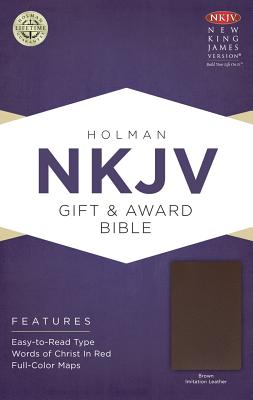 The Holy Bible: New King James Version Brown