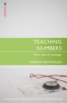 Teaching Numbers: From Text to Message