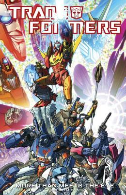 The Transformers 5: More Than Meets the Eye