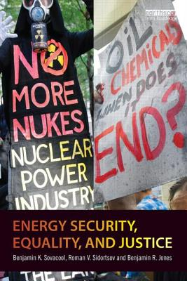 Energy Security, Equality, and Justice