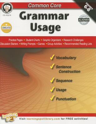 Grammar Usage Grades 6~8