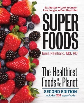 Superfoods: The Healthiest Foods on the Plane