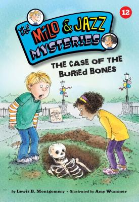 #12 the Case of the Buried Bones