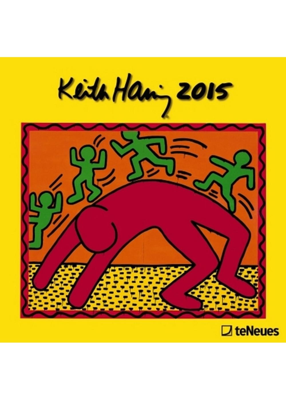 Keith Haring Calendar 2015