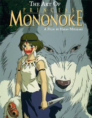 The Art of Princess Mononoke
