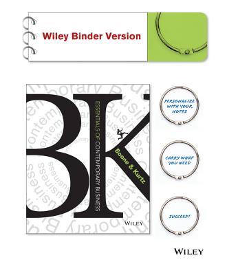 Boone & Kurtz Essentials of Contemporary Business