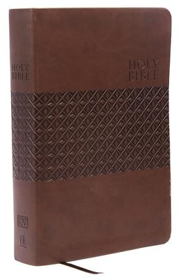 The King James Version Study Bible: Earth Brown
