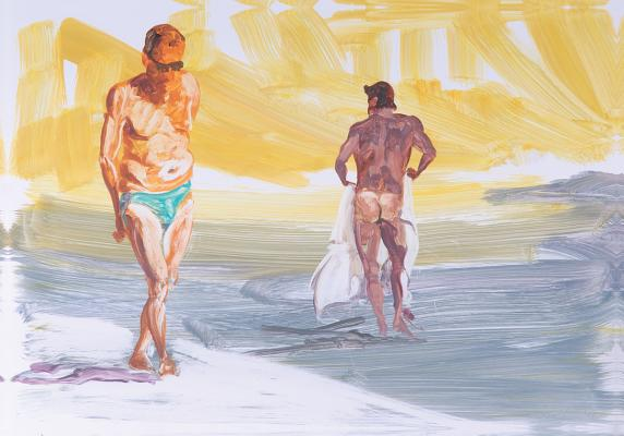 Eric Fischl: Friends Lovers and Other Constel
