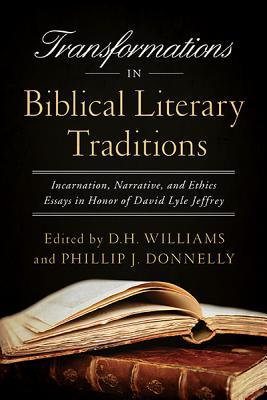 Transformations in Biblical Literary Traditio