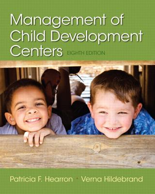 Management of Child Development Centers  Pear