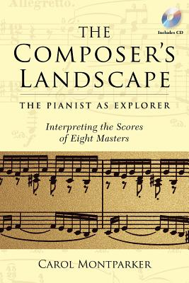 The Composer''s Landscape: The Pianist As Exp