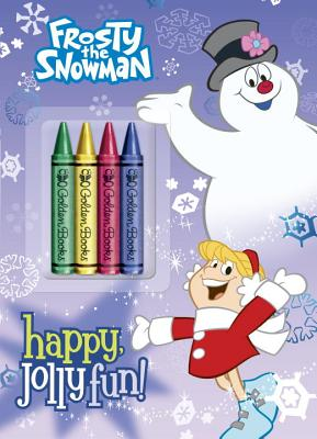 Frosty the Snowman Happy, Jolly Fun!